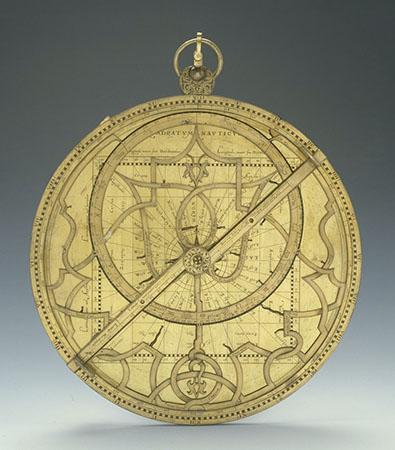Thomas Gemini, Astrolabio