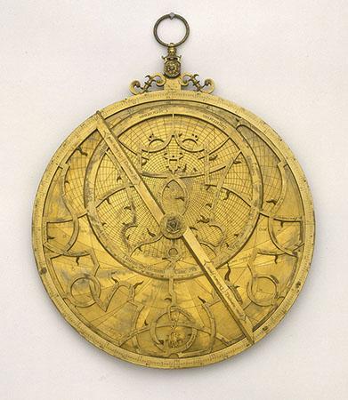 Gerhard Mercator [attr.], Astrolabio