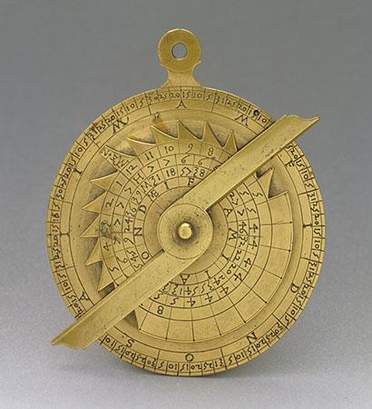 Lorenzo della Volpaia, Notturnale e quadrante orario