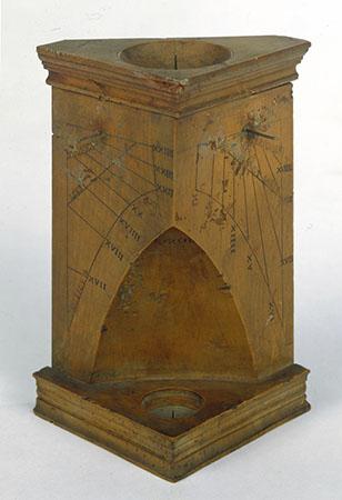 Girolamo della Volpaia [attr.], Orologio solare