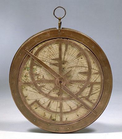 Vincenzo Viviani [attr.], Astrolabio