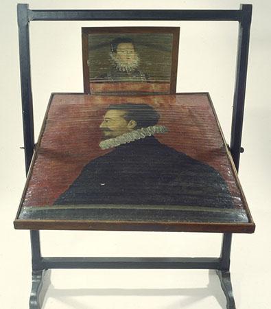 Ludovico Buti, Doppio ritratto con specchio