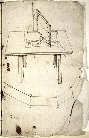 Bernardo Puccini, Trattato di uno strumento per levare di pianta e misurare le altezze