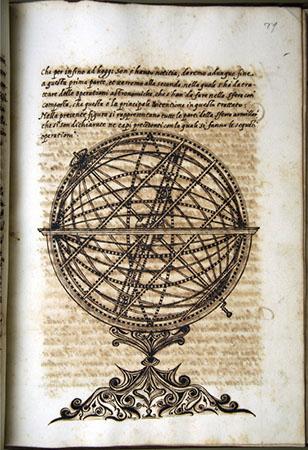 Antonio Santucci, Trattato sopra la nuova inventione della sfera armillare …