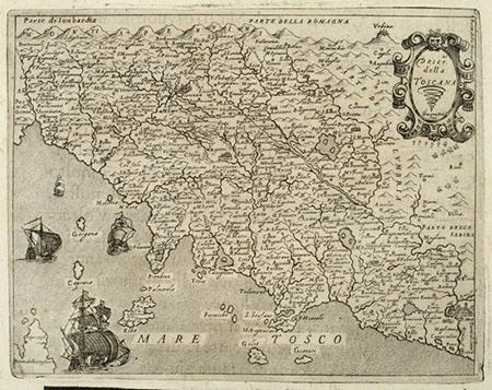 Stefano Buonsignori, Dominii florentini locorumque adiacentium descriptio