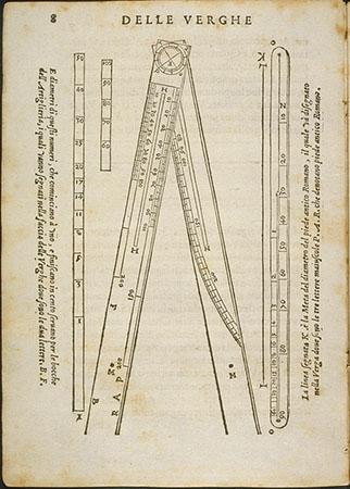Antonio Lupicini, Discorso sopra la fabrica e vso delle nuoue verghe astronomiche