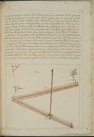 Giorgio Vasari il Giovane, Raccolto fatto dal Cav:re Giorgio Vasari di varii instrumenti per misurare con la vista