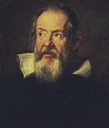 Justus Suttermans, Ritratto di Galileo Galilei
