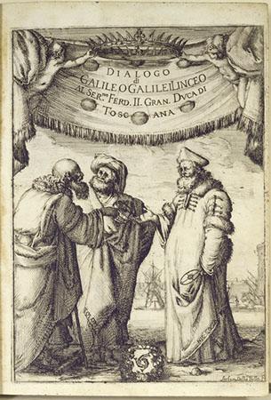 Galileo Galilei, Dialogo [...] dove ne i congressi di quattro giornate si discorre sopra i due massimi sistemi del mondo tolemaico e copernicano