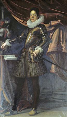Justus Suttermans, Ritratto di Ferdinando II de' Medici (copia)