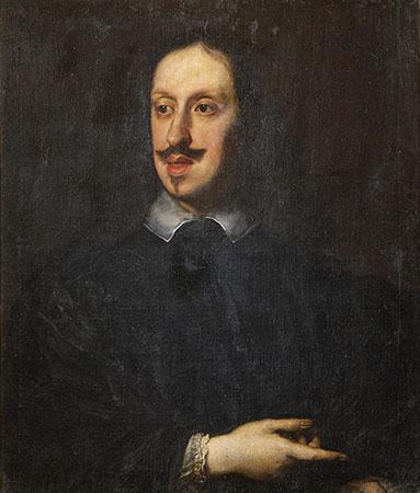 Justus Suttermans, Ritratto di Leopoldo de' Medici